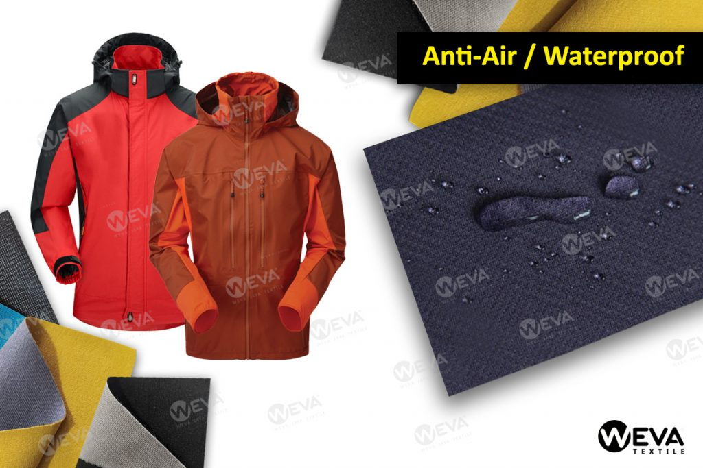 Jaket Waterproof - Anti Air