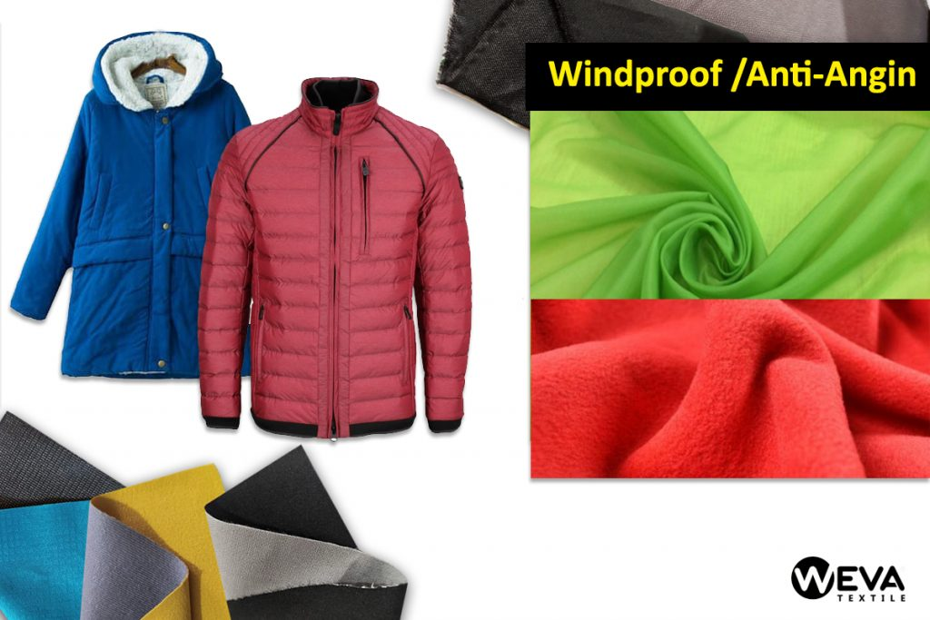 Jaket Windproof - Anti Angin